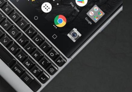 黑莓发布带有Key2LE的更实惠的智能手机