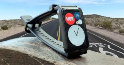 这项琐碎的智能手表功能帮助我改善了跑步速度