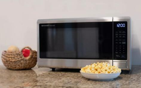 新型智能微波炉为您的厨房增加了更多Alexa选项
