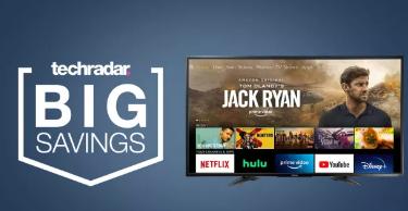 亚马逊的廉价电视优惠FireTV起价仅为109.99美元