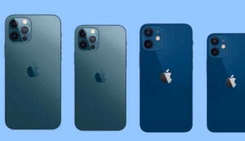 苹果iPhone13机型的1TB存储选项已确认