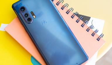 摩托罗拉Edge+智能手机评测