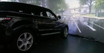 大雨影响自动驾驶汽车LiDAR传感器的物体检测