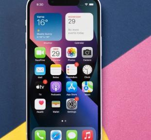 苹果iPhone13mini评测
