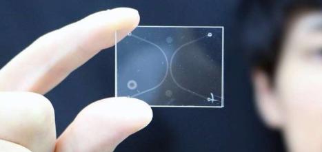 首个可控纳米级气液界面的制造