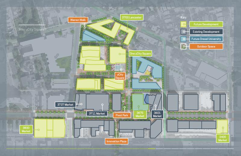 费城大都会广场启动了一项重大扩建计划