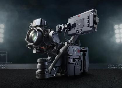 DJI正在制造带有内置云台和激光雷达对焦的电影摄影机